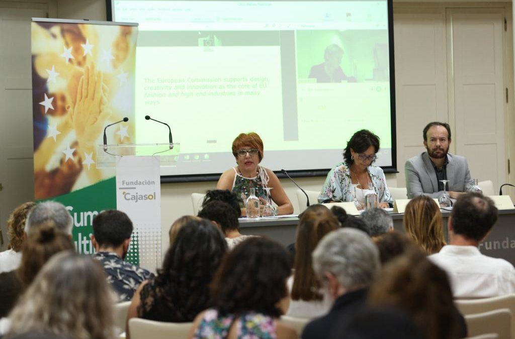 Tecnología, talento y tolerancia en la jornada sobre industrias creativas y crecimiento local de la FAMP en Sevilla