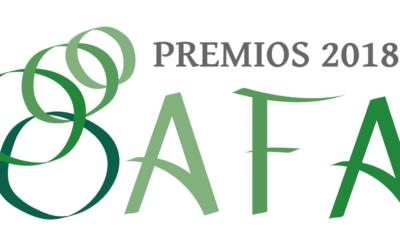 Estas son las fundaciones y asociaciones galardonadas con los Premios AFA 2018