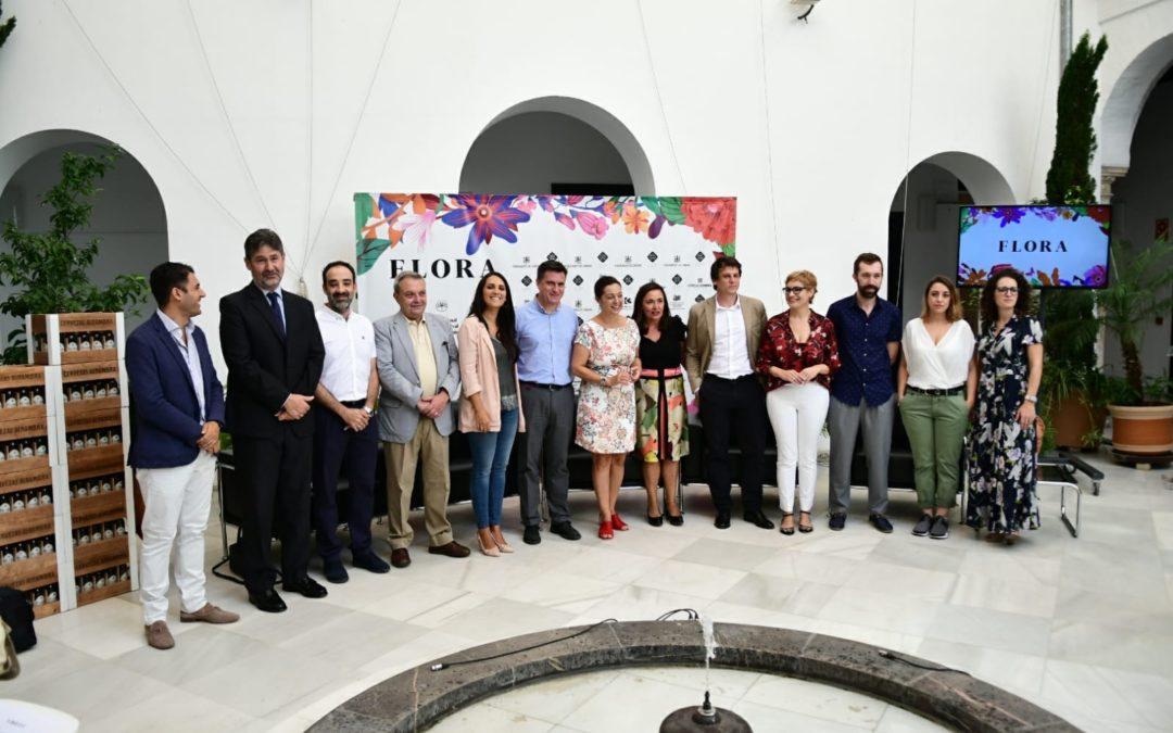 El II Festival Internacional de Arte Floral Contemporáneo, en Córdoba entre el 19 y el 28 de octubre