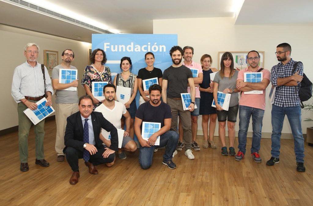 Conoce a los emprendedores que han participado en el I Programa Formativo '10 Proyectos de Arte'