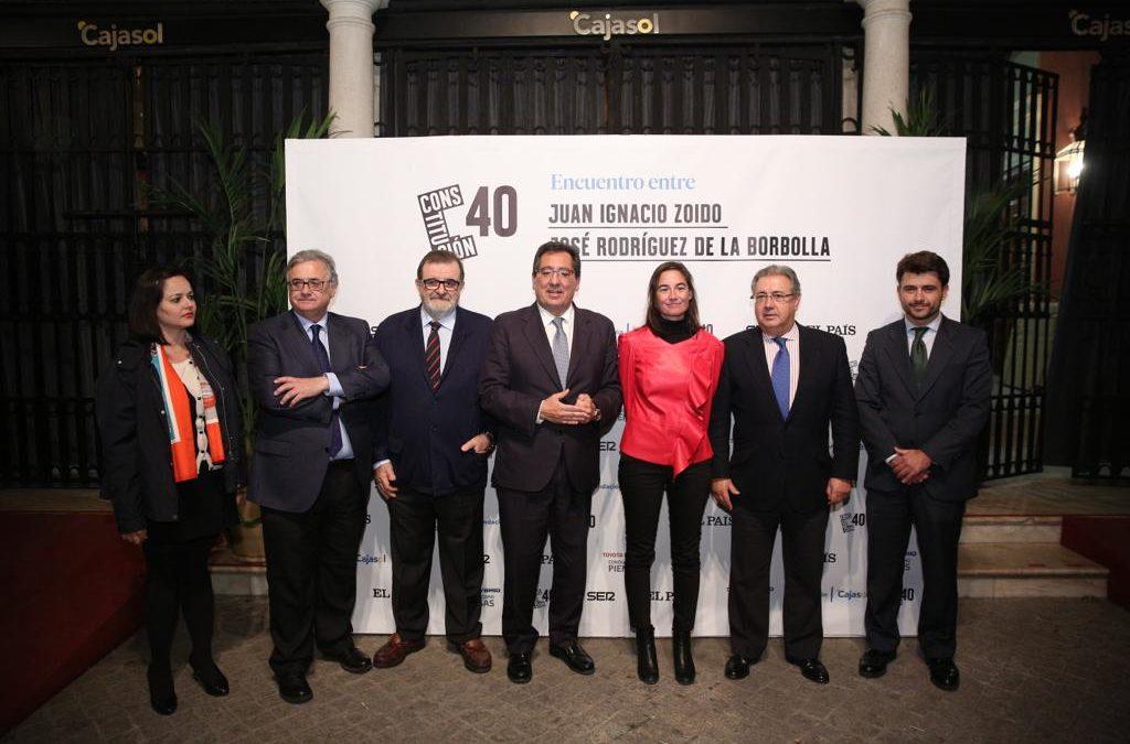La Constitución y su posible reforma, a debate con Juan Ignacio Zoido y José Rodríguez de la Borbolla