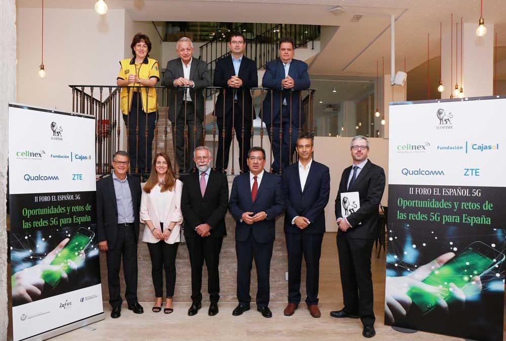El II Foro El Español centra el debate en la 'Oportunidad del 5G para España'