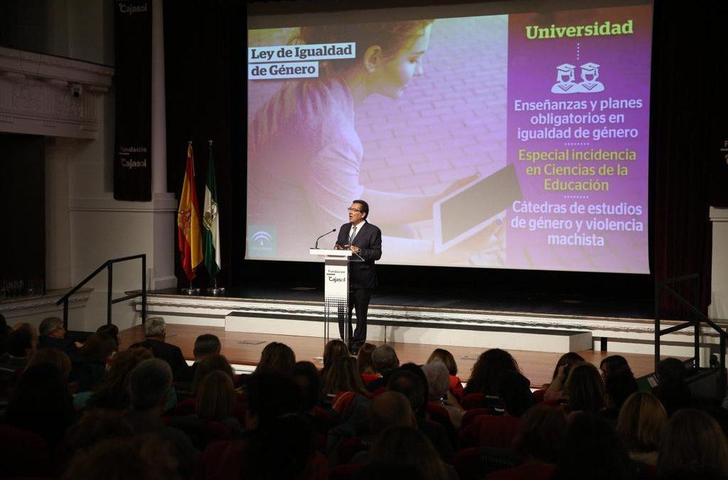 Jornada informativa sobre la Ley de Igualdad de Género de Andalucía