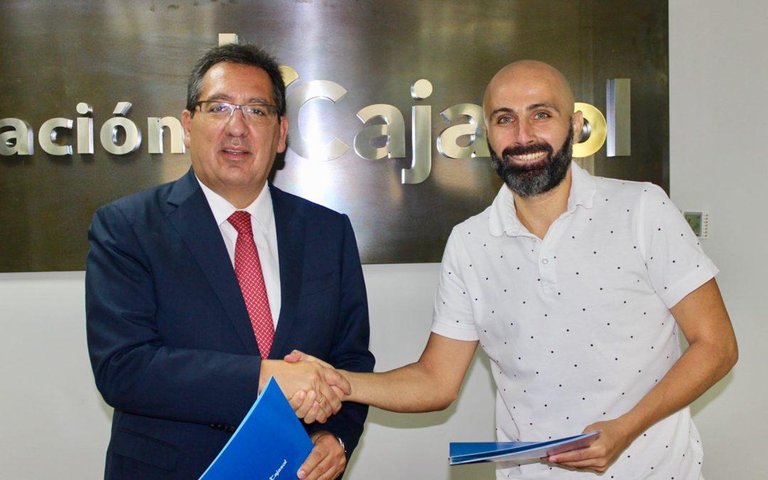 La Fundación Cajasol apoya un año más al CD Sordos Huelva