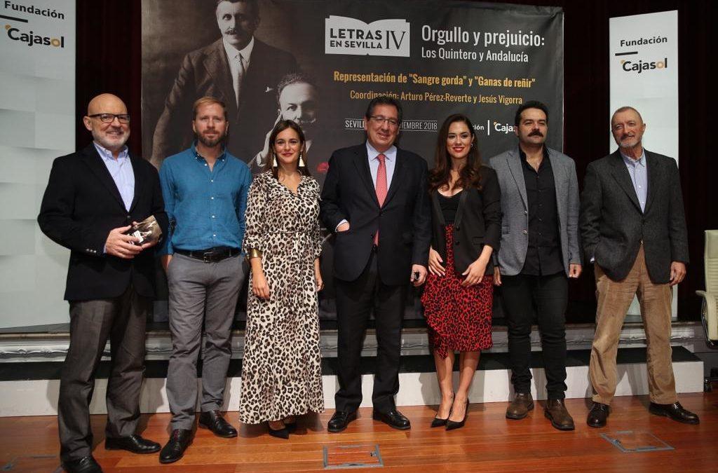 ¡Agotadas las invitaciones para la IV edición de 'Letras en Sevilla'!