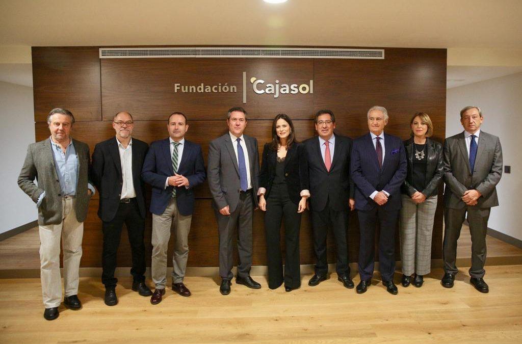 La cultura, punto de encuentro en el ciclo 'Desde las dos orillas. Málaga-Sevilla' desde la Fundación Cajasol