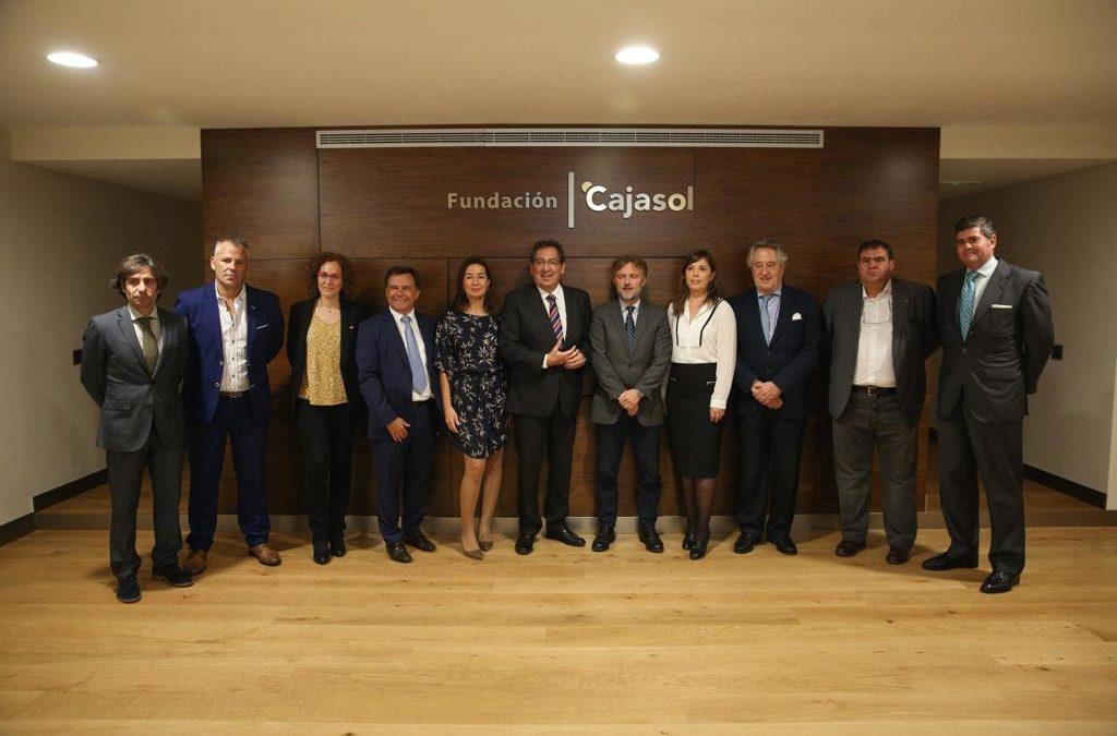 Entrega del XIII Premio Flacema de Comunicación en Sevilla