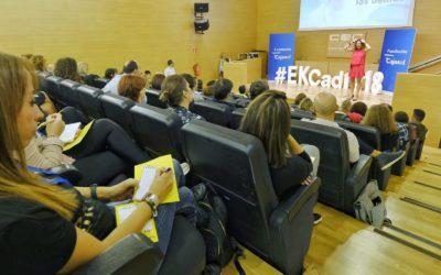 Pasión, compromiso, talento y conocimiento en el Espacio Knowmads Cádiz 2018