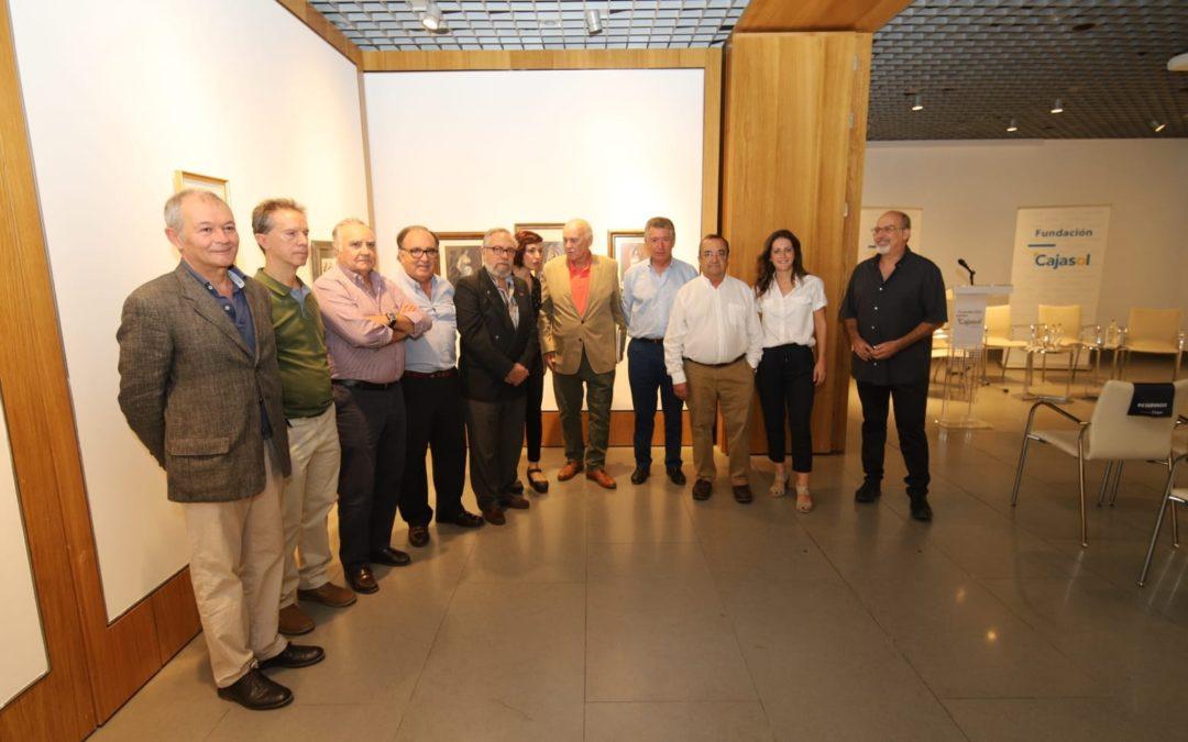 La Fundación Cajasol inaugura la exposición 'Antonio Povedano. El crisol de Córdoba'