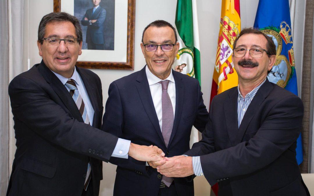 Diputación de Huelva y Fundación Cajasol colaboran con el Encuentro de Hermandades Rocieras que se celebra este fin de semana en Huelva