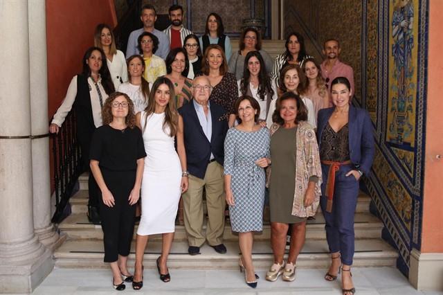 Estos son los ganadores del III concurso 'Fundación Cajasol Emprende Lunares'