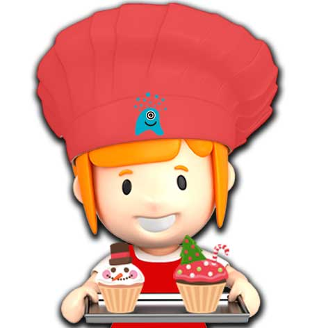 Taller de cocina en familia en sevilla galletas terror ficas fundaci n cajasol - Taller de cocina sevilla ...