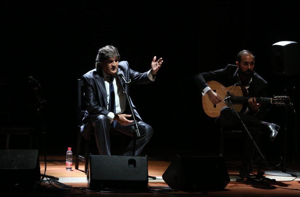 Vicente Soto 'Sordera' & Rancapino Chico inauguran la programación de Otoño de los Jueves Flamencos 2018 en Sevilla