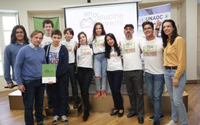 'Andalucine Juvenil', un proyecto para el desarrollo de ideas contra el racismo, la xenofobia y la homofobia
