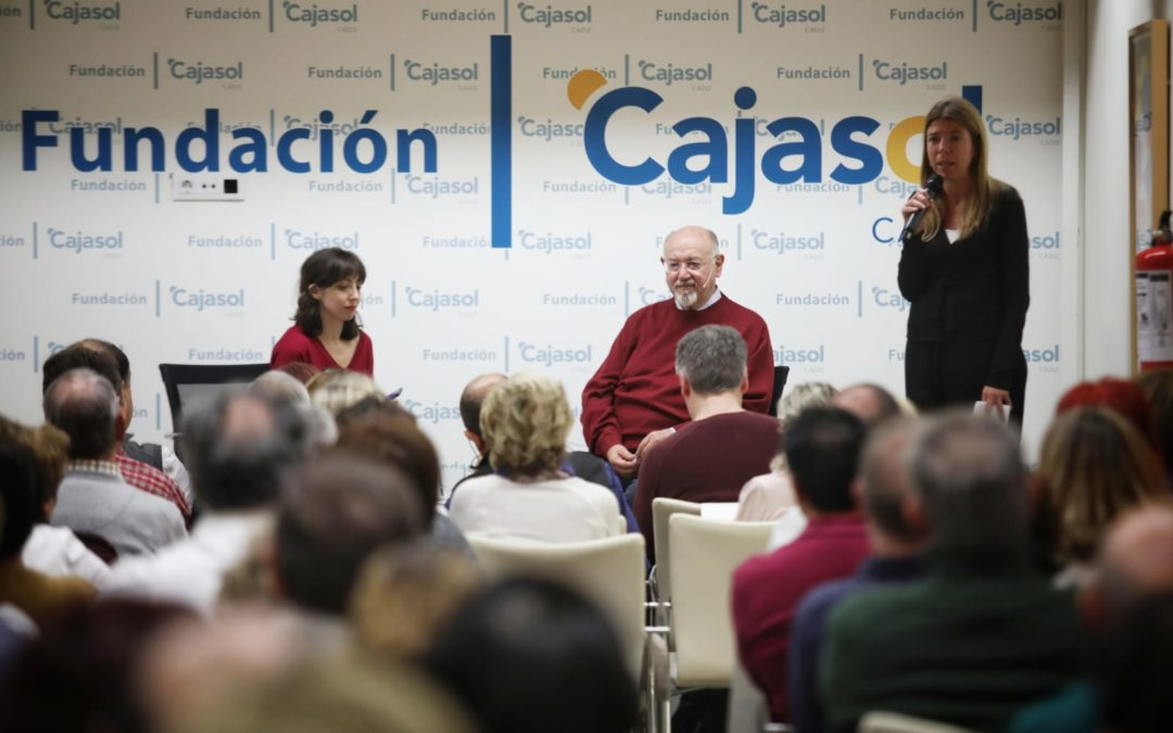 Juan Eslava Galán cierra la II Semana de las Letras en Cádiz, dedicada a la novela histórica