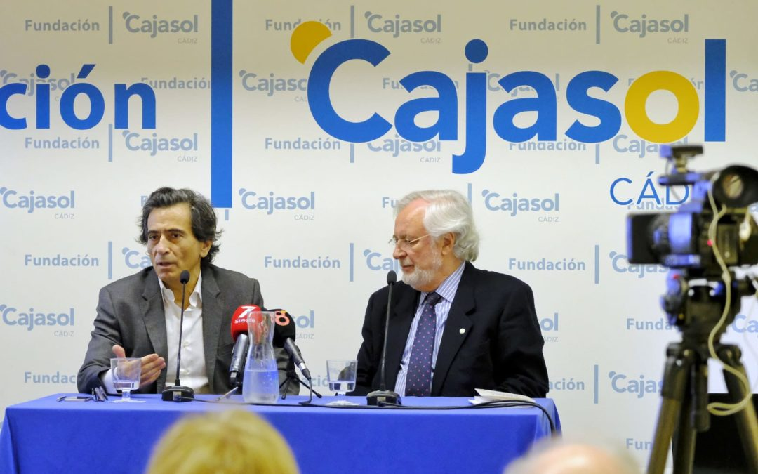 Arcadi Espada presenta el libro 'Contra Catalunya' en Cádiz