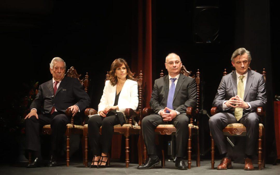 Entrega de los Premios Averroes de Oro Ciudad de Córdoba 2018