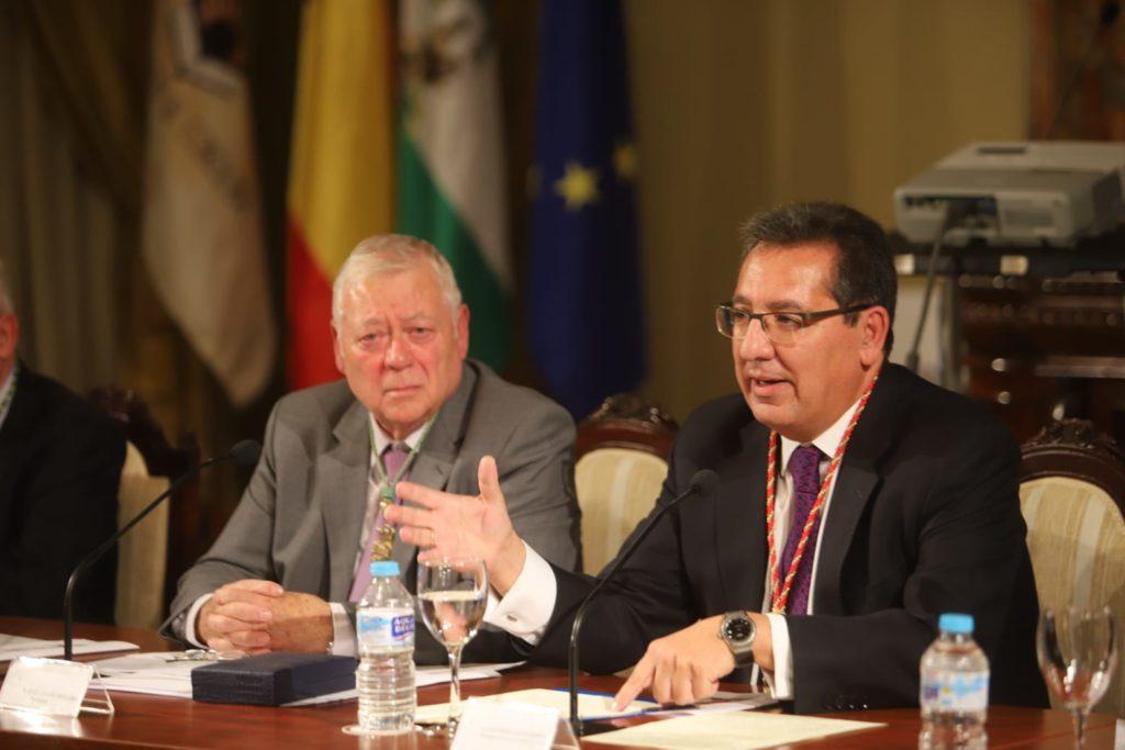 Conferencia inaugural del curso 2018 en la Real Academia de Córdoba