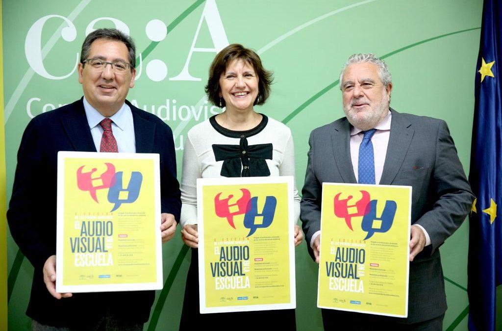 Los trabajos premiados en la V edición de 'El Audiovisual en la Escuela' serán emitidos en Canal Sur TV