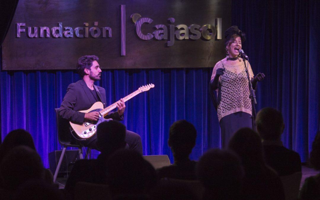 'Jazz en La Cuarta' se despide en Huelva con la voz de 'Amarela Jazz'