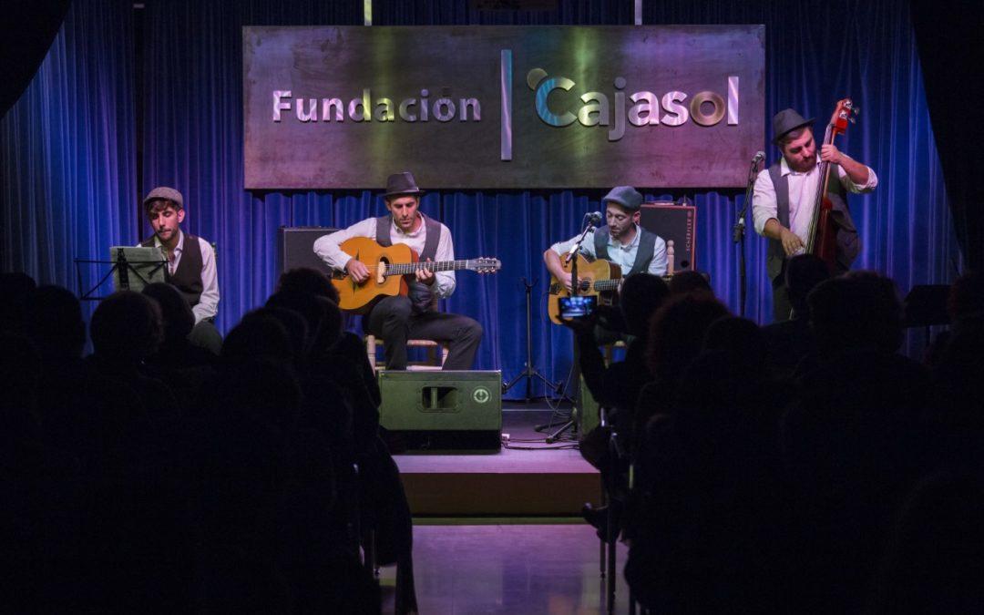 El III ciclo 'Jazz en La Cuarta' de la Fundación Cajasol en Huelva arranca con 'Jazz de Marras'