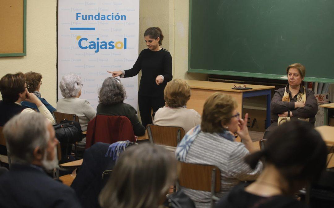 La Escuela de Arte Mateo Inurria acoge dos actos del programa de actividades de la exposición de 'Antonio Povedano: creación, identidad, vanguardia'
