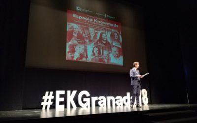 El Espacio 'Knowmads' llega a Granada para hablar sobre marca personal, empleo, emprendimiento y oportunidades profesionales