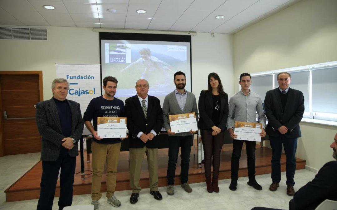 La Fundación Cajasol colabora con la Fundación Sebastián Almagro para destinar 10.000 euros en becas a la formación de jóvenes andaluces en el sector aeronáutico
