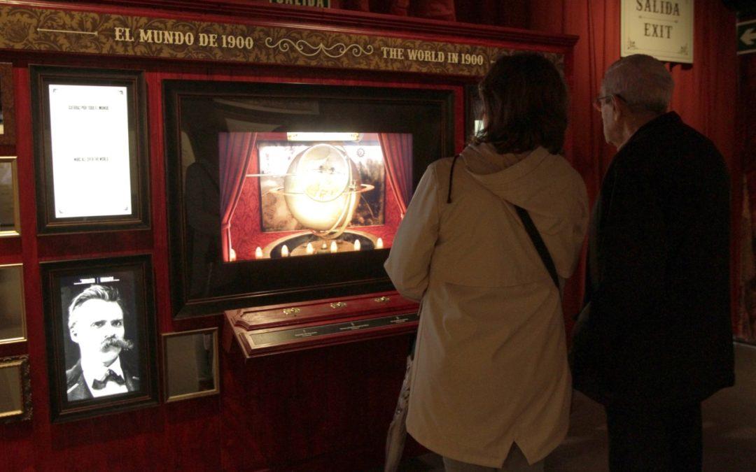 'Empieza el espectáculo. Georges Meliés y el cine de 1900', en Huelva hasta el 14 de diciembre