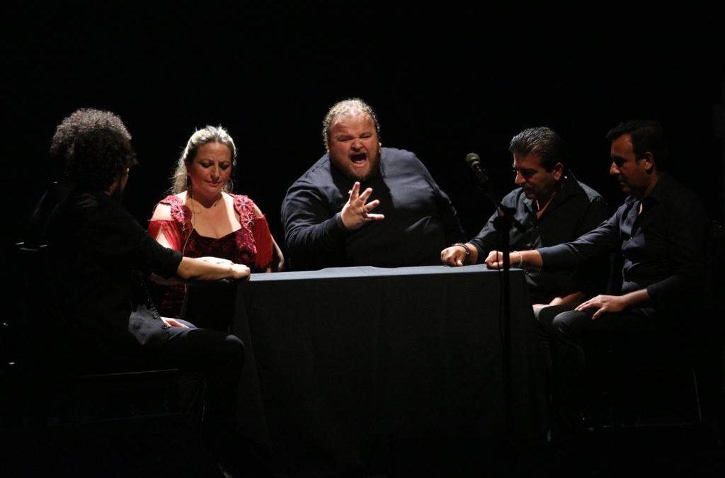 Ezequiel Benítez y Remedios Reyes traen su 'Territorio Flamenco' a los Jueves Flamencos de la Fundación Cajasol