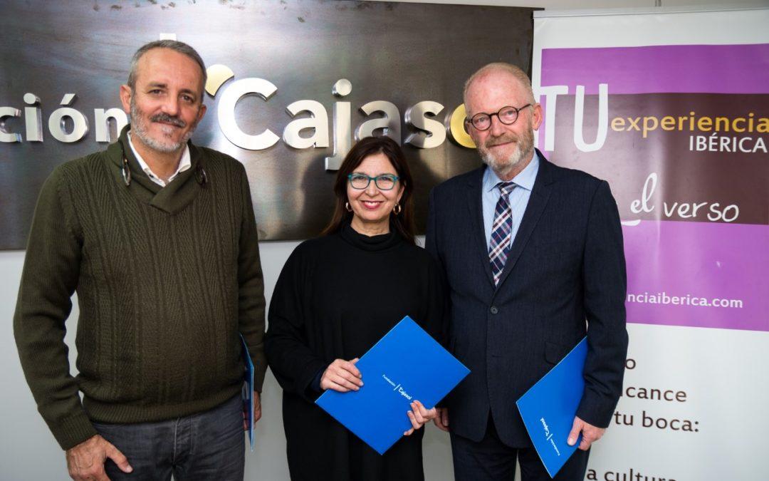 Fundación Cajasol, Hermandad del Nazareno y 'Tu Experiencia Ibérica SL.', unidas para montar el tradicional Belén en Huelva