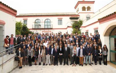 Acto de Apertura del Curso 2018/19 en el Instituto de Estudios Cajasol