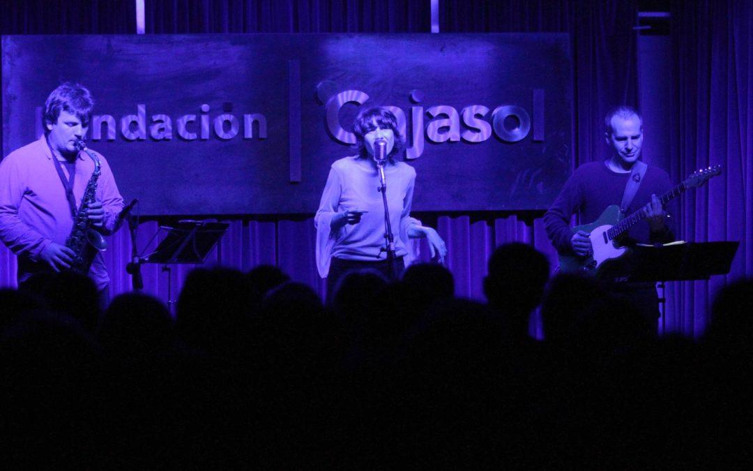 Maryenbad Jazz Trío reinterpreta los clásicos del jazz en el III ciclo 'Jazz en la Cuarta' de la Fundación Cajasol en Huelva