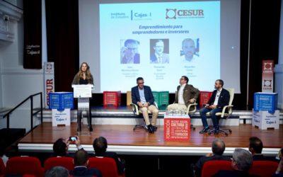 Jornada 'Emprendimiento para Emprendedores e Inversores' en Sevilla