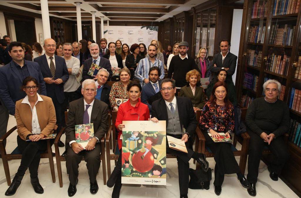 La Navidad se adelanta en la Fundación Cajasol con la presentación de la programación de los 'Gozos de Diciembre 2018'
