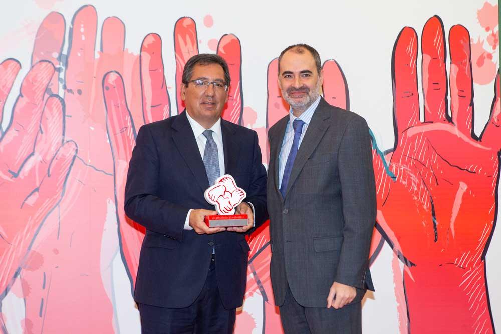 La Fundación Cajasol, reconocida en los XV Premios de Obra Social y Educación Financiera de 'Actualidad Económica'