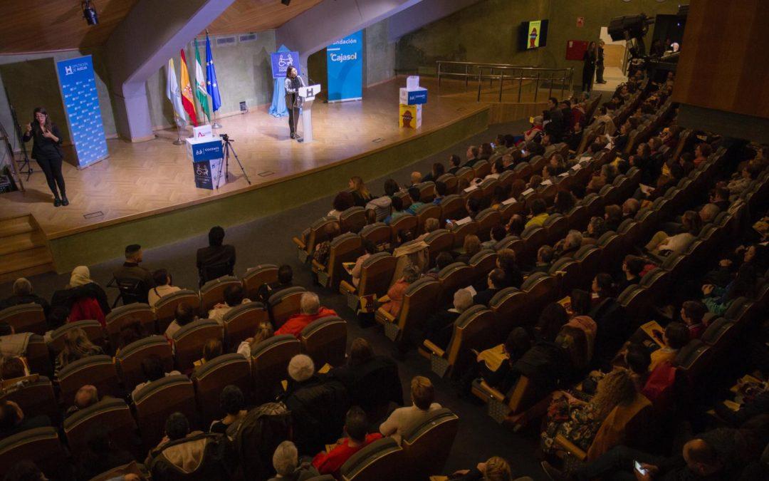 La Fundación Cajasol colabora con el I Congreso Nacional de Motivación y Diversidad en Huelva