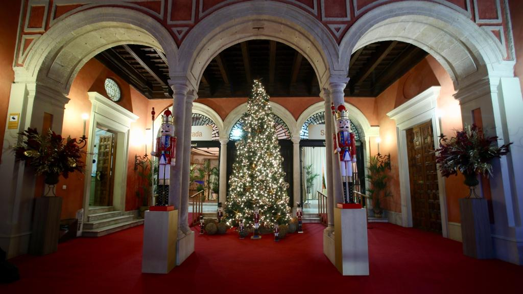 Los Gozos de Diciembre alumbran la Navidad en Sevilla con la apertura del Belén en la Fundación Cajasol