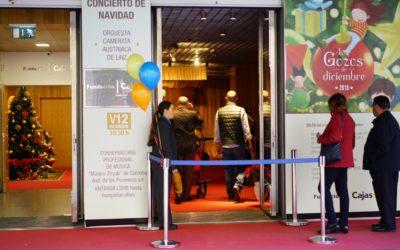 La Fundación Cajasol adelanta la Navidad en Córdoba con un intenso calendario de actividades para toda la familia