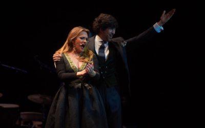 Ainhoa Arteta y Manuel Lombo, esencia navideña en el Cartuja Center de Sevilla