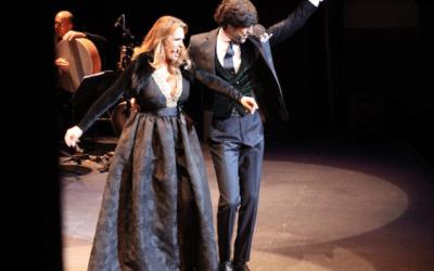 Ainhoa Arteta y Manuel Lombo, magia sobre el escenario en Córdoba