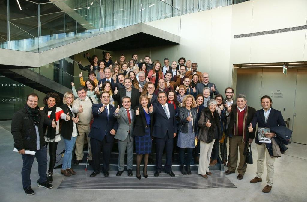 Fundación Cajasol y Obra Social 'la Caixa' destinan cerca de 863.000 euros a 33 entidades sociales