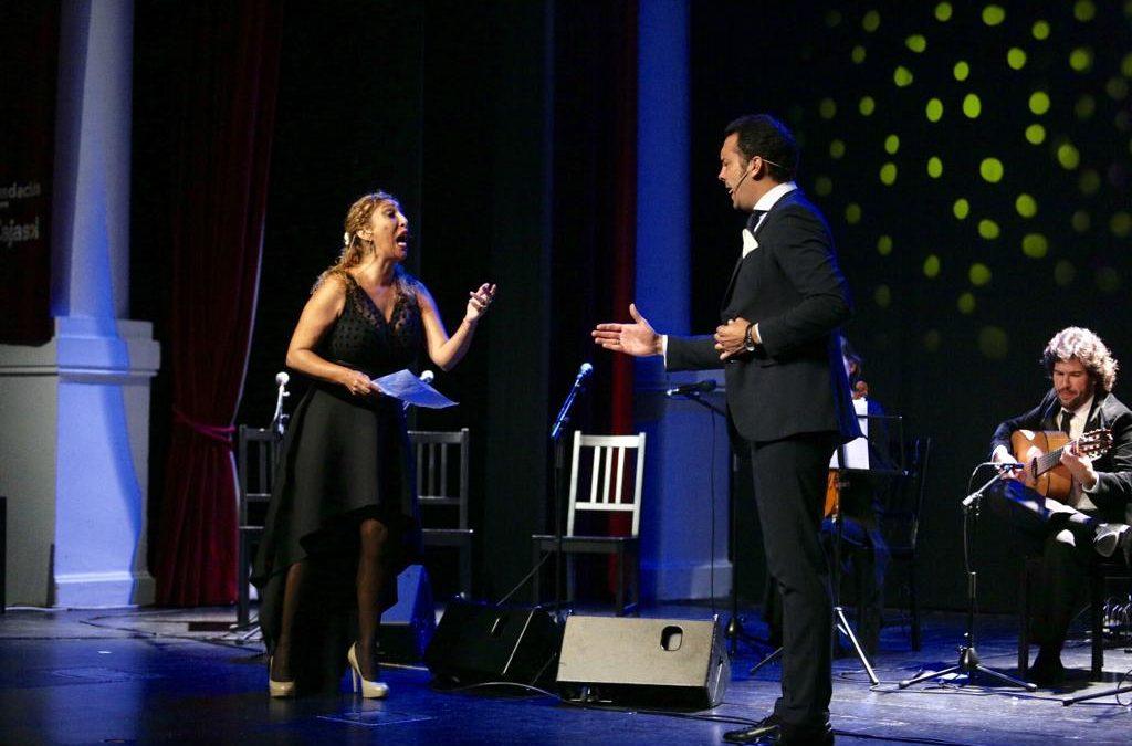 Jesús Méndez y Esperanza Fernández, encargados de clausurar la programación de los Jueves Flamencos 2018 en Sevilla