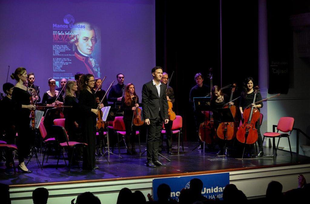 Sevilla se vuelca con la III Gala Solidaria de Manos Unidas