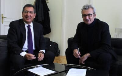 La Fundación Cajasol se suma a los patrocinadores de la 33º edición de los Premios Goya