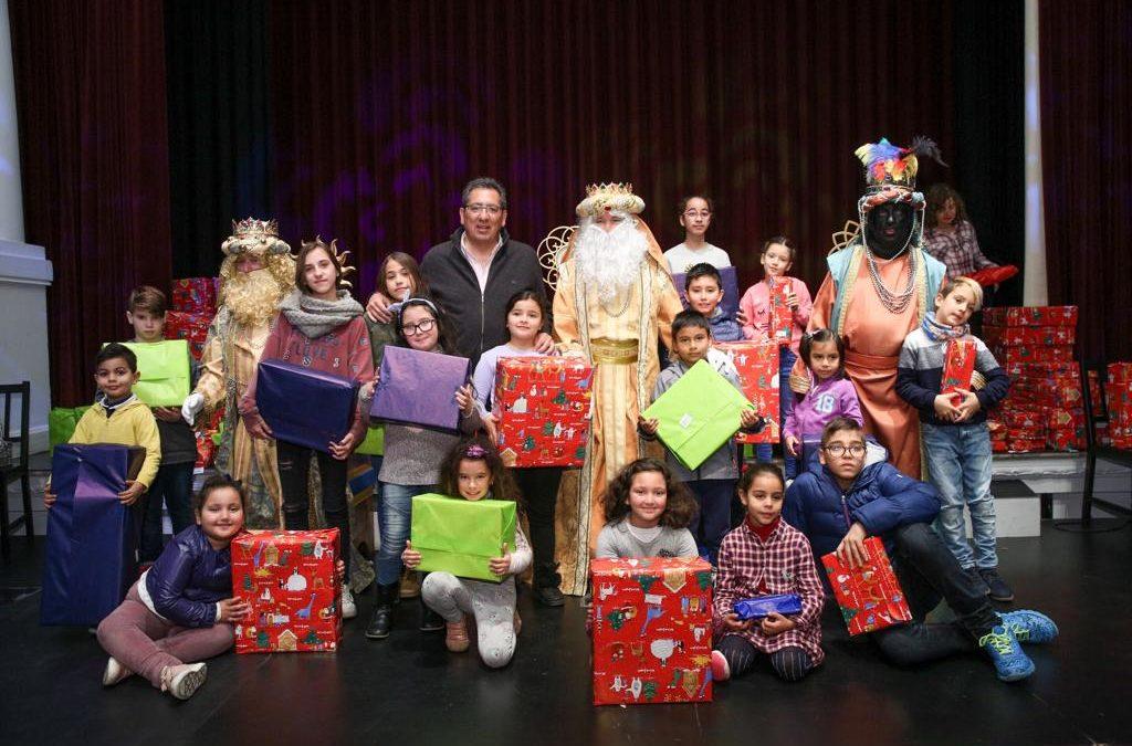 La Fundación Cajasol clausura los 'Gozos de Diciembre' con más de 300.000 visitas