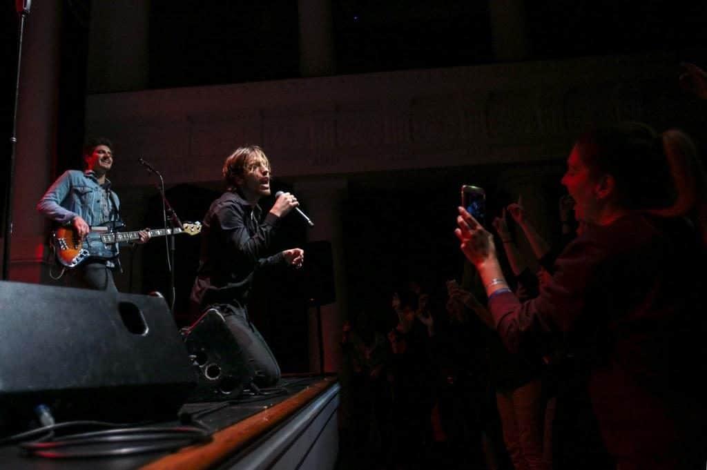 Concierto de Marlon en la Fundación Cajasol