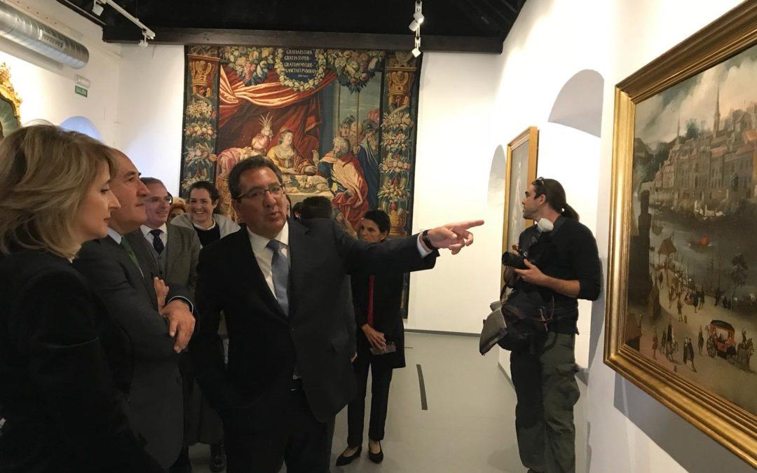 La exposición 'Maestros del Barroco', en Algeciras hasta el 10 de abril