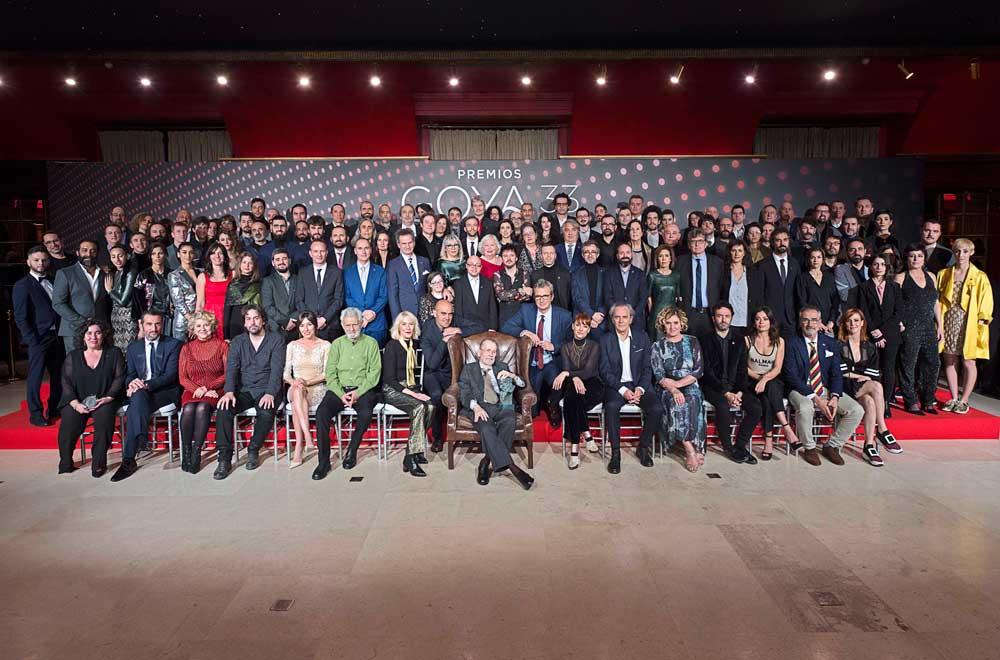 Sevilla se vuelca con la celebración de los 33º Premios Goya