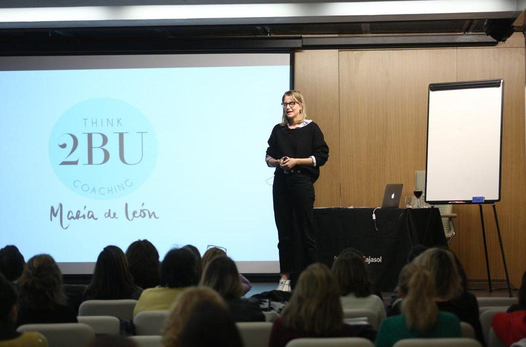 """María de León: """"En las Redes Sociales hay que usar tus valores como tu camino a seguir"""""""